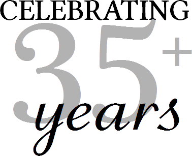 Celebrating Over 35 Years!